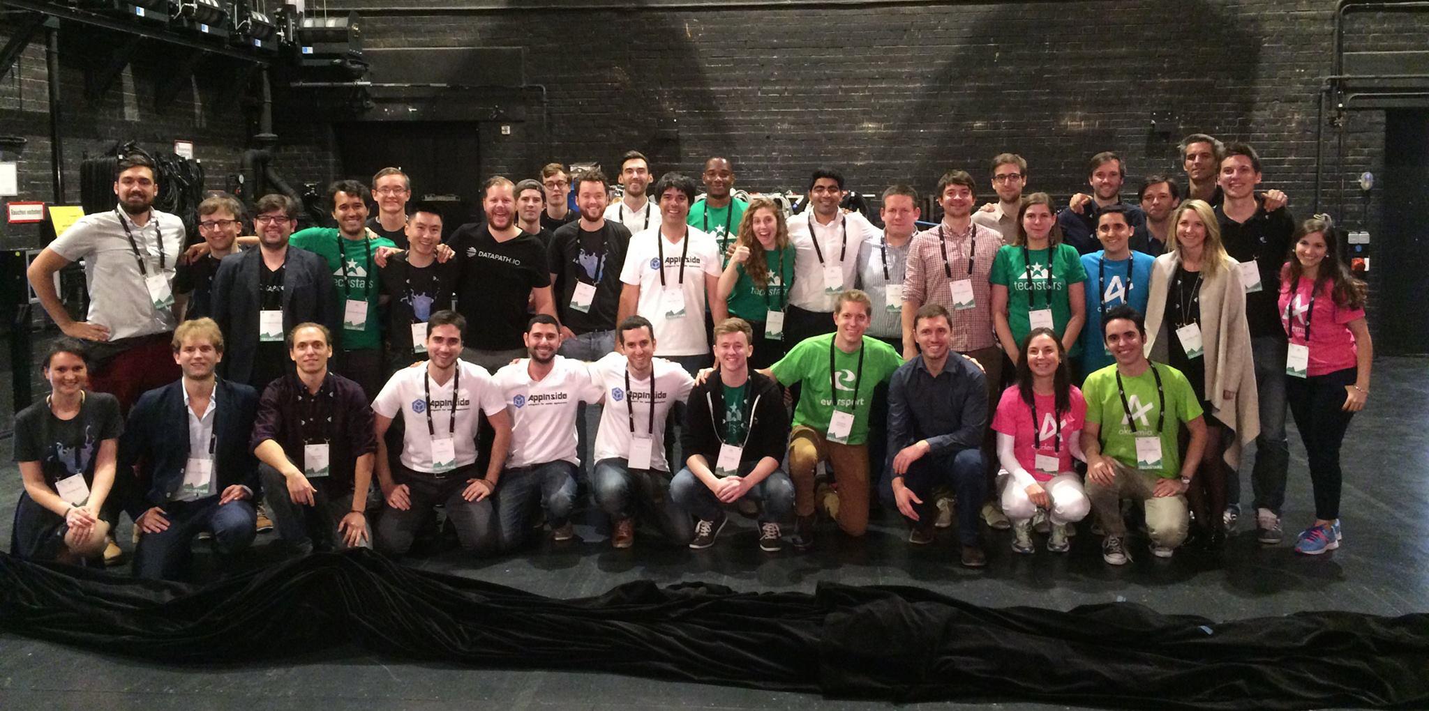 Techstars Berlin 2015 class