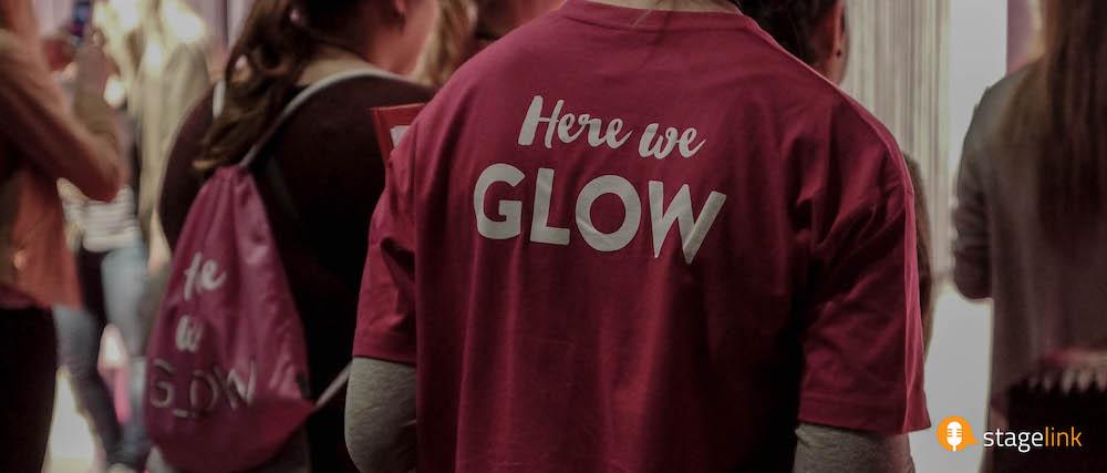 Glow - Header